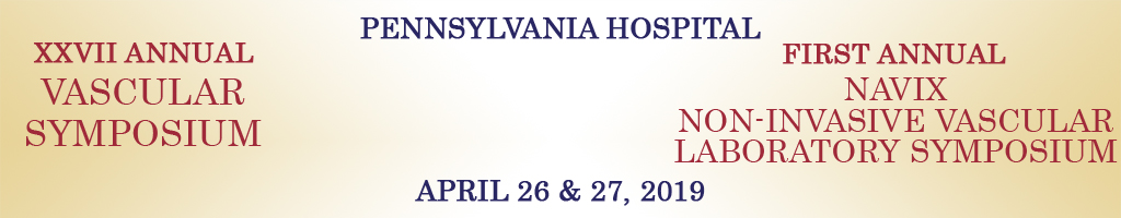 Pennsylvania Hospital Vascular Symposium
